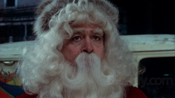 'Twas the night before Christmas, and all through the house, not a creature was stirring except Santa in his jack-off dungeon.